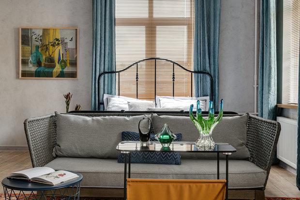 Фотография: Спальня в стиле Лофт, #каксэкономить – фото на INMYROOM