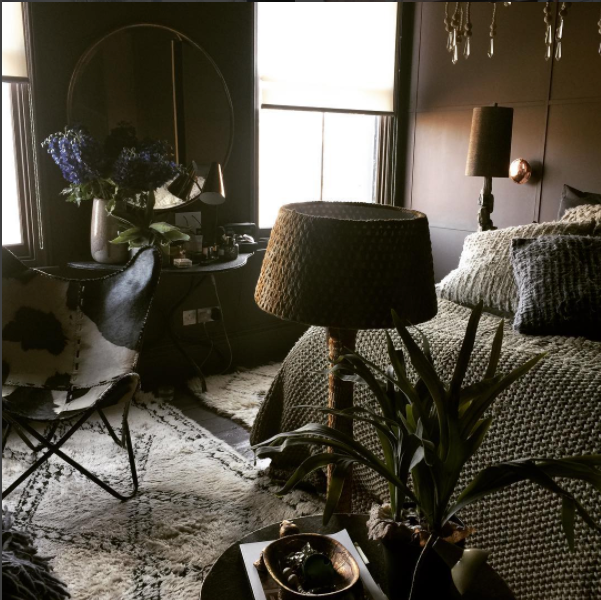 Фотография: Спальня в стиле Эко, Интервью, Правила дизайна, Абигейл Ахерн – фото на INMYROOM