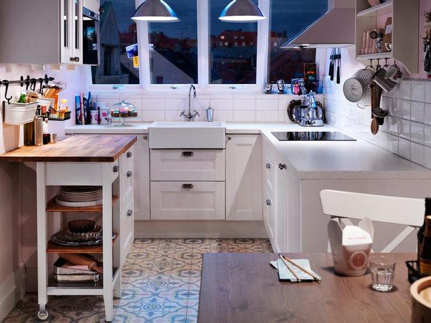 Фотография: Кухня и столовая в стиле Скандинавский, Советы, Finnish – фото на InMyRoom.ru