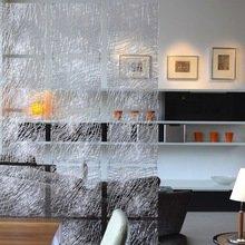 Фотография: Декор в стиле Современный, Хай-тек, Декор интерьера, Мебель и свет, Декор дома, Цвет в интерьере, Стеллаж, Перегородка – фото на InMyRoom.ru