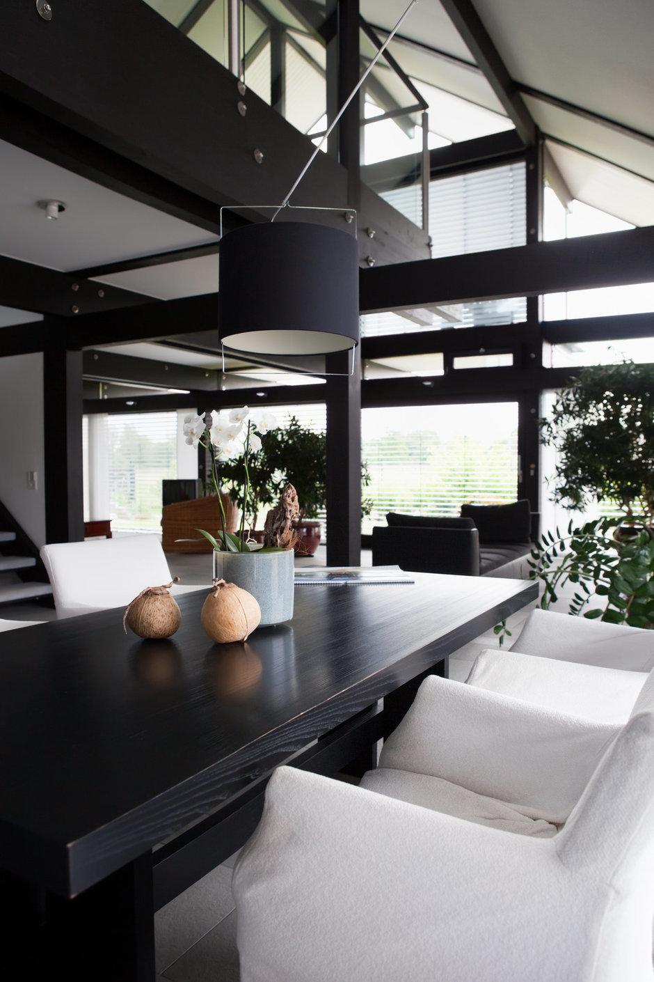 Фотография: Кухня и столовая в стиле Современный, Декор интерьера, Квартира, Дома и квартиры, Стена, Индустриальный – фото на InMyRoom.ru