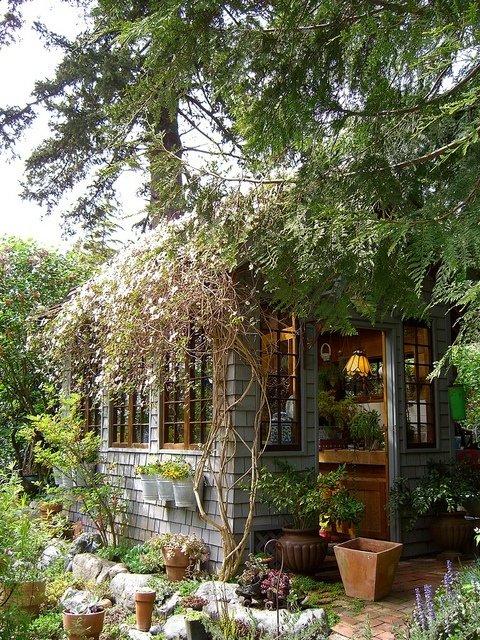 Фотография: Ландшафт в стиле , Дом, Дома и квартиры, Дача – фото на InMyRoom.ru