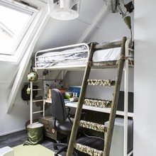 Фото из портфолио  Старинный дом в Фрисландии – фотографии дизайна интерьеров на InMyRoom.ru