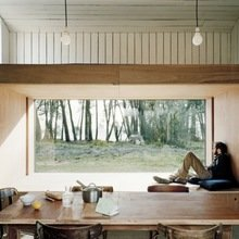Фото из портфолио окно-сидушки – фотографии дизайна интерьеров на INMYROOM