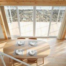 Фотография: Кухня и столовая в стиле Современный, Эко, Дом, Дома и квартиры, Япония – фото на InMyRoom.ru