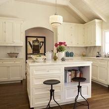 Фотография: Кухня и столовая, Прочее в стиле Кантри, Интерьер комнат, Декор – фото на InMyRoom.ru