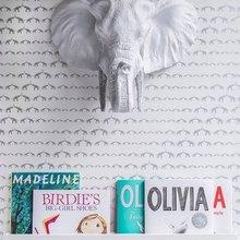 Фотография: Аксессуары в стиле , Детская, Декор интерьера, Интерьер комнат, Обои – фото на InMyRoom.ru