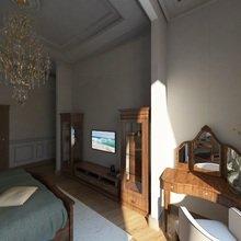Фото из портфолио Усадьба Сколково – фотографии дизайна интерьеров на INMYROOM