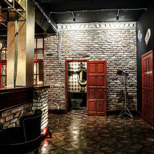 Фото из портфолио ресторан Room в Грозном – фотографии дизайна интерьеров на INMYROOM