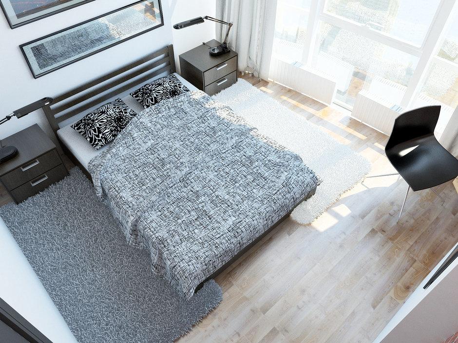 Фотография: Спальня в стиле Лофт, Современный, Хай-тек, Декор интерьера, Квартира, Globo, Massive, Дома и квартиры, IKEA, Проект недели, Ideal Lux – фото на InMyRoom.ru