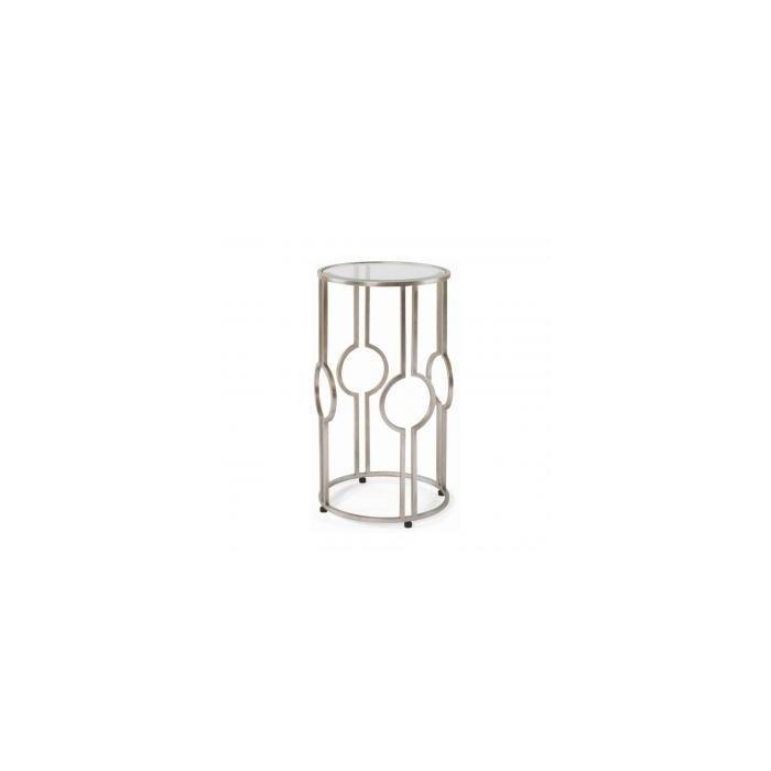 Туалетный столик Clair Accent Table - Silver