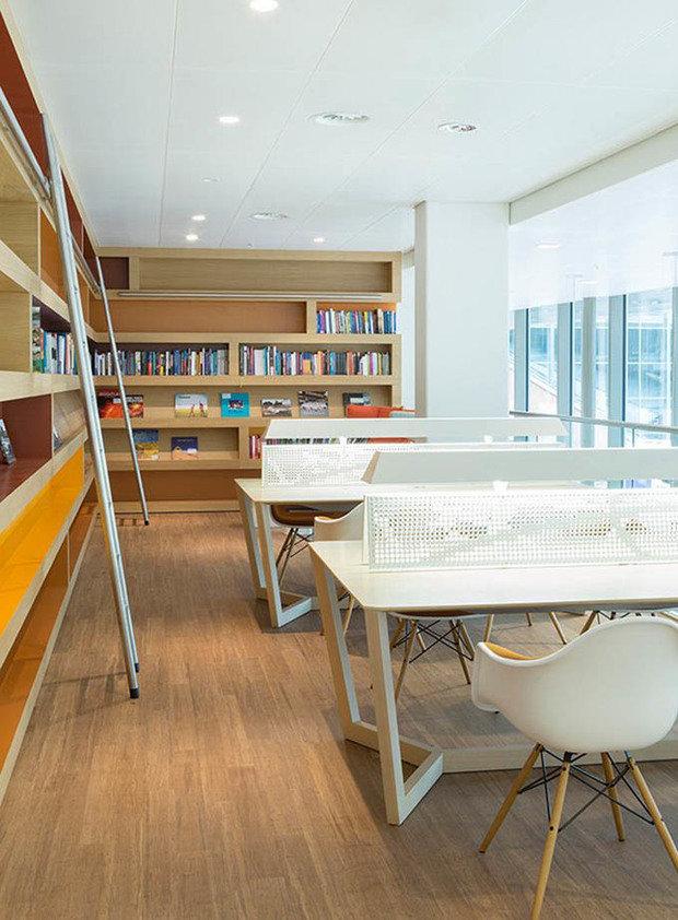Фотография: Офис в стиле Скандинавский, Современный, Офисное пространство, Дома и квартиры, Проект недели – фото на InMyRoom.ru