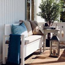 Фотография: Терраса в стиле Скандинавский, Декор интерьера, DIY, Дом, Мебель и свет, Декор дома, IKEA – фото на InMyRoom.ru