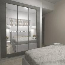 Фото из портфолио Апартаменты с защитой от зноя – фотографии дизайна интерьеров на INMYROOM