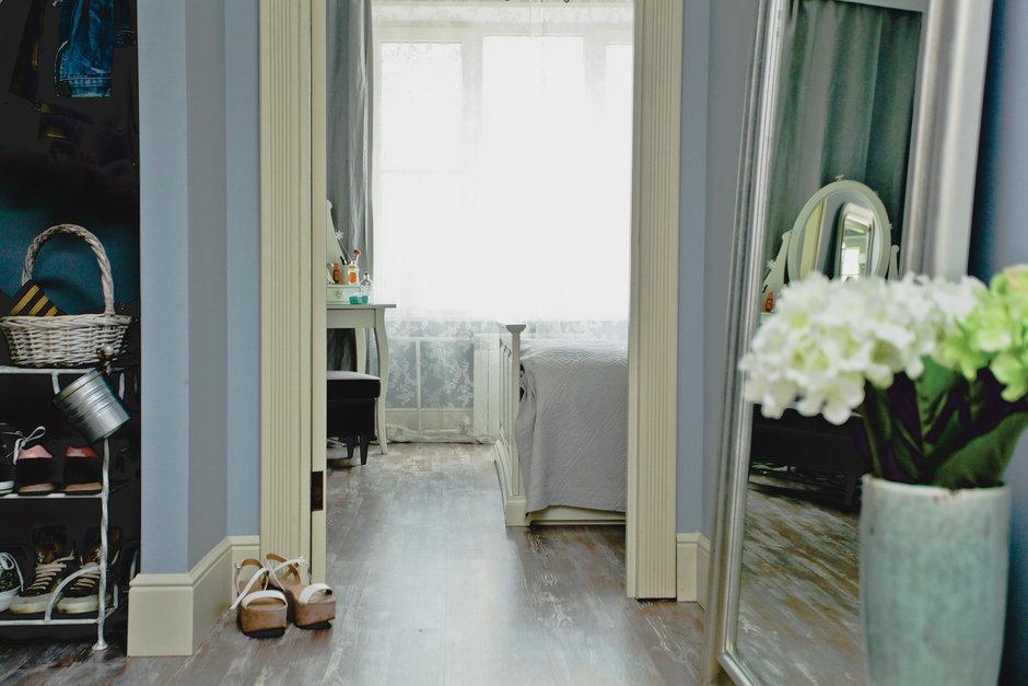 Фотография: Прихожая в стиле Прованс и Кантри, Квартира, Дома и квартиры, IKEA – фото на InMyRoom.ru