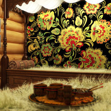 Фото из портфолио  Сеновал. Народная русская банька – фотографии дизайна интерьеров на InMyRoom.ru