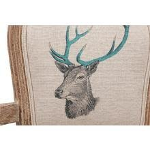 Стул с мягкой обивкой Deer