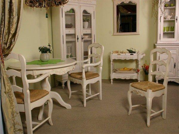 Фотография: Кухня и столовая в стиле , Декор интерьера, Comptoir de Famille, Country Corner, Мебель и свет, Стол, Интерьерная Лавка, Журнальный столик – фото на InMyRoom.ru