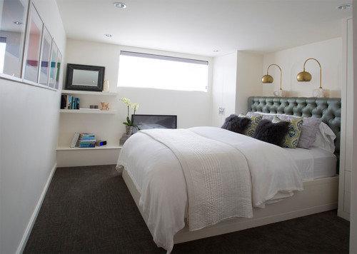 Фотография: Спальня в стиле Скандинавский, Дом, Декор, Дома и квартиры – фото на InMyRoom.ru