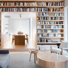 Фото из портфолио Натуральная древесина в интерьере – фотографии дизайна интерьеров на INMYROOM