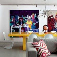 Фото из портфолио Хипстерский дизайн – фотографии дизайна интерьеров на INMYROOM