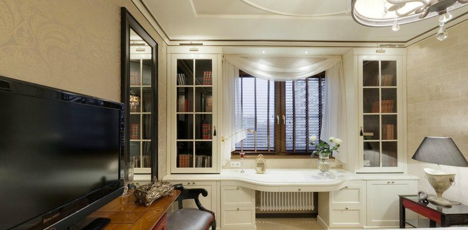 Фотография: Офис в стиле Классический, Современный, Спальня, Декор интерьера, Интерьер комнат, Проект недели – фото на InMyRoom.ru