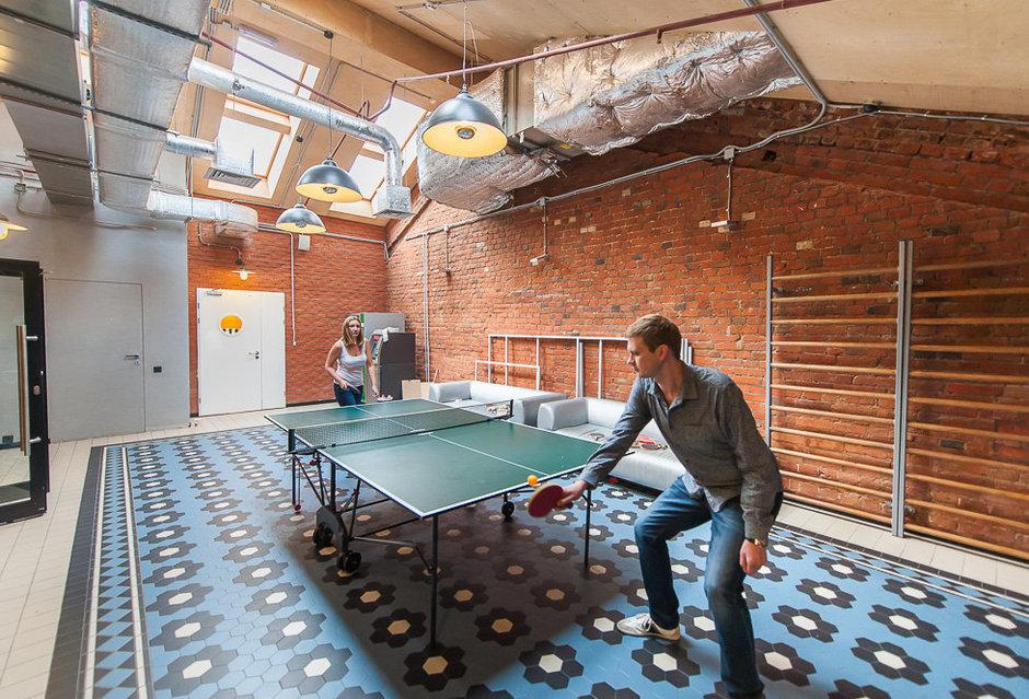 Фотография:  в стиле Лофт, Современный, Офисное пространство, Офис, Дома и квартиры – фото на InMyRoom.ru