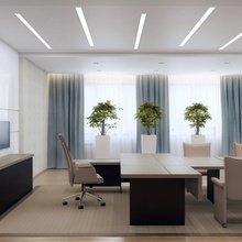 Фото из портфолио Офисы – фотографии дизайна интерьеров на InMyRoom.ru