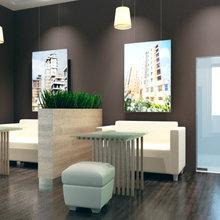 Фото из портфолио Дизайн интерьера квартир, домов и коммерческих помещений – фотографии дизайна интерьеров на InMyRoom.ru