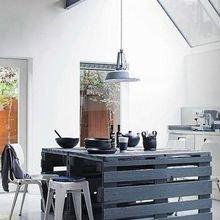 Фотография: Кухня и столовая в стиле Скандинавский, Декор интерьера, DIY, Квартира, Дом, Мебель и свет – фото на InMyRoom.ru