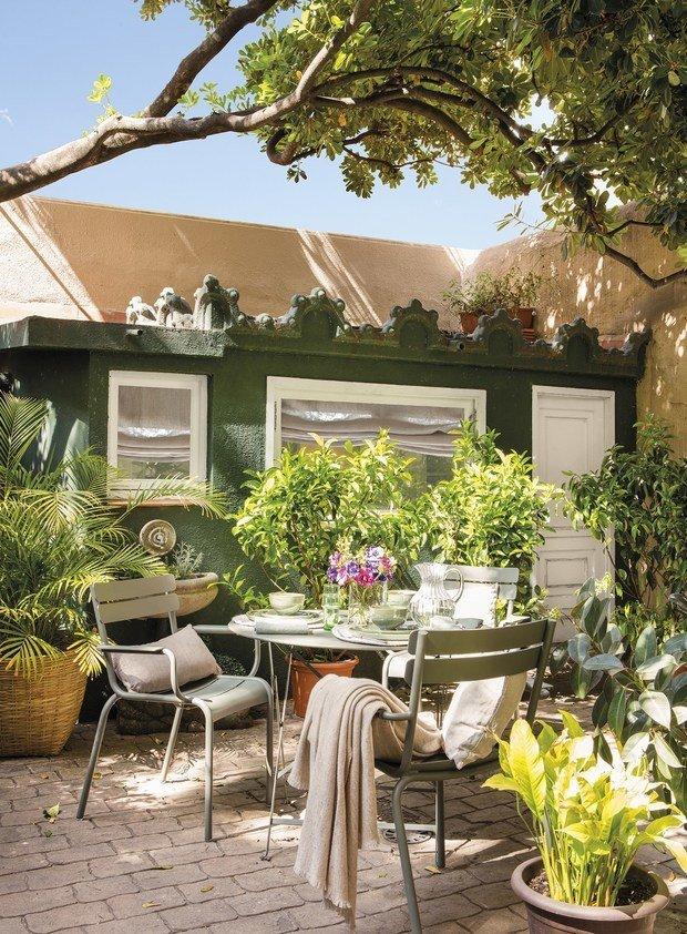 Фотография: Терраса в стиле Прованс и Кантри, Декор интерьера, Квартира, Испания, Барселона – фото на INMYROOM