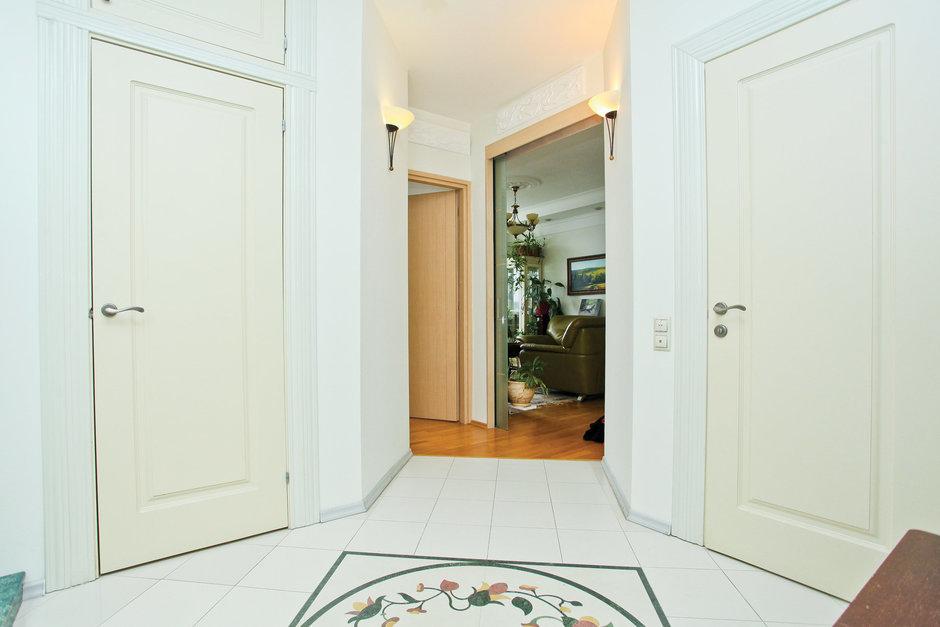 Фотография: Прихожая в стиле Скандинавский, Квартира, Дома и квартиры – фото на InMyRoom.ru