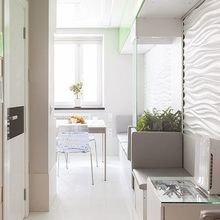Фотография: Кухня и столовая в стиле Современный, Хай-тек, Интерьер комнат – фото на InMyRoom.ru