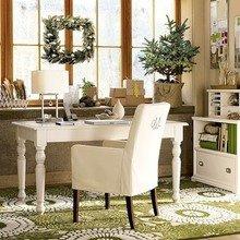 Фотография: Мебель и свет в стиле Кантри, Дом, Дома и квартиры, Стол – фото на InMyRoom.ru