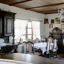 Фотография: Кухня и столовая в стиле Кантри, Классический, Декор интерьера, Дом, Дома и квартиры, Наталья Гусева – фото на InMyRoom.ru