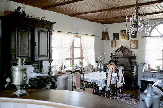 Фотография: Кухня и столовая в стиле Прованс и Кантри, Классический, Декор интерьера, Дом, Дома и квартиры, Наталья Гусева – фото на InMyRoom.ru