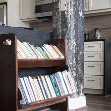Фото из портфолио Эклектичный дом – фотографии дизайна интерьеров на INMYROOM