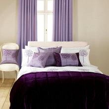 Фотография: Спальня в стиле Кантри, Декор интерьера, Текстиль – фото на InMyRoom.ru