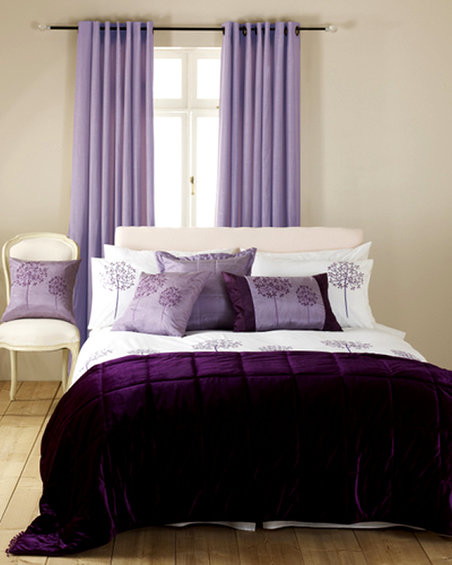 Фотография: Спальня в стиле Прованс и Кантри, Декор интерьера, Текстиль – фото на InMyRoom.ru