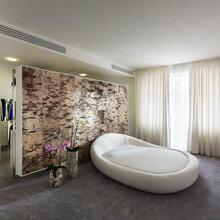 """Фото из портфолио Дизайн спальни """"Березовая роща""""  – фотографии дизайна интерьеров на InMyRoom.ru"""