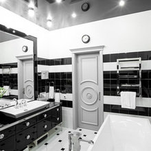 Фотография: Ванная в стиле Классический, Квартира, Дома и квартиры, Киев – фото на InMyRoom.ru