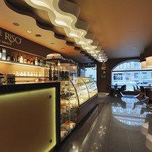 Фото из портфолио Интерьеры кондитерского ресторана SalDeRiso Санкт-Петербург (100 кв.м.) – фотографии дизайна интерьеров на InMyRoom.ru