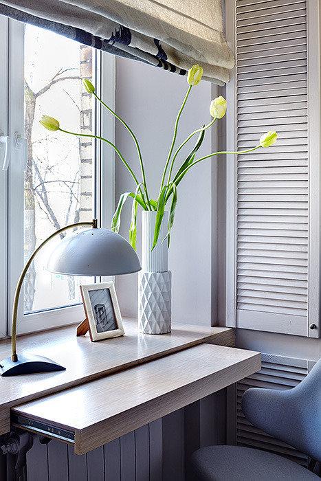 Фотография: Аксессуары в стиле Скандинавский, Квартира, Проект недели, 2 комнаты, до 40 метров – фото на INMYROOM