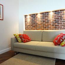 Фото из портфолио Наши интерьеры/ Лофт – фотографии дизайна интерьеров на INMYROOM