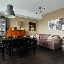 Фото из портфолио Квартира Данилы и Екатерины Меньшиковых – фотографии дизайна интерьеров на INMYROOM