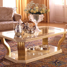 Фотография: Гостиная в стиле Классический, Интерьер комнат – фото на InMyRoom.ru