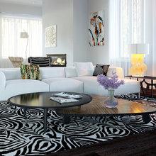 Фото из портфолио гостиная в загородном доме – фотографии дизайна интерьеров на InMyRoom.ru