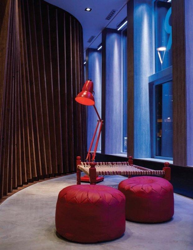 Фотография:  в стиле Современный, Эклектика, Декор интерьера, Испания, Дома и квартиры, Городские места, Отель, Барселона – фото на InMyRoom.ru