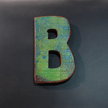 Декоративная буква (B)