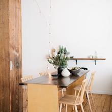 Фотография: Кухня и столовая в стиле Лофт, Скандинавский, Флористика, Стиль жизни – фото на InMyRoom.ru